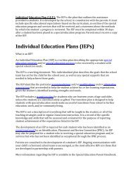 Individual-Education-Plan