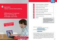 Infobroschüre hier als PDF zum Download - Sparkasse Uelzen ...