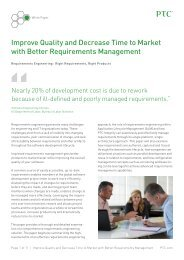 Download: Improve Quality and Decrease Time to Market with Better ...