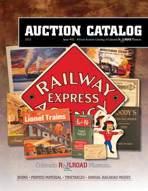 The Georgetown Loop Railroad Booklet 1993