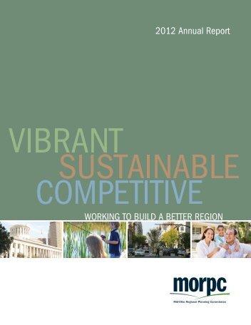 2012 Annual Report - Mid-Ohio Regional Planning Commission