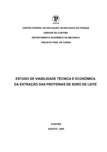 Estudo de Viabilidade Técnica e Econômica da Extração - PPGEM