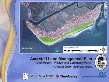 08-04-09 CSE Presentation (ALMP) FINAL.pdf - Town of Sullivan's ...