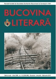Bucovina_lit._ian-feb - Liviu Ioan Stoiciu