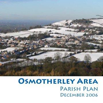 Osmotherley Area Parish Plan - Hambleton District Council