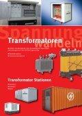 Kompetenzbrochüre Stromerzeuger - KRAUTER - Seite 6