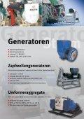 Kompetenzbrochüre Stromerzeuger - KRAUTER - Seite 7