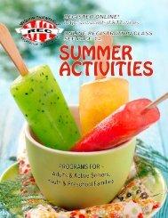 Recreation brochure - Mequon-Thiensville School District