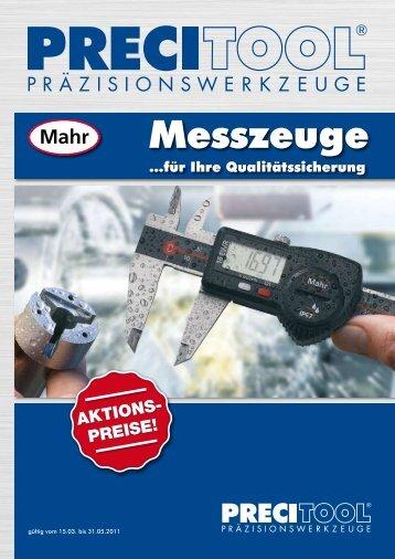 Messzeuge - Otto Bitzer GmbH