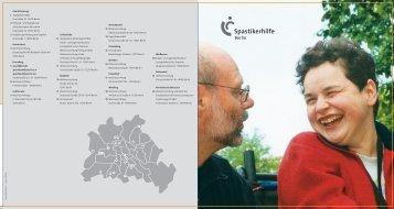 Charlottenburg 1 Tagesförderstätte Kranzallee 30 · 14055 Berlin 2 ...