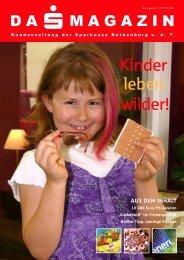 """Begehrte """"Ritter""""-Karte - Sparkasse Rothenburg"""