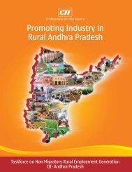 Promoting Industry in Rural Andhra Pradesh - CII