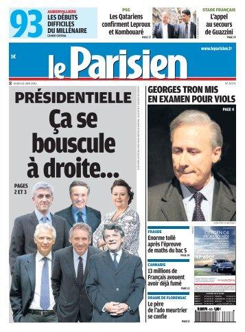 PRÉSIDENTIELLE - Pierrefitte Socialiste