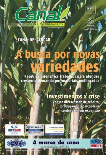27ª Edição _32.qxd - Canal : O jornal da bioenergia