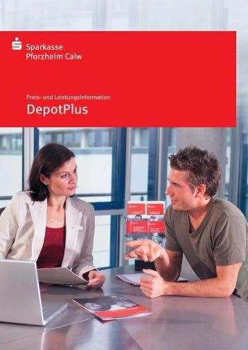 Download Preis- und Leistungsinformation - Sparkasse Pforzheim ...