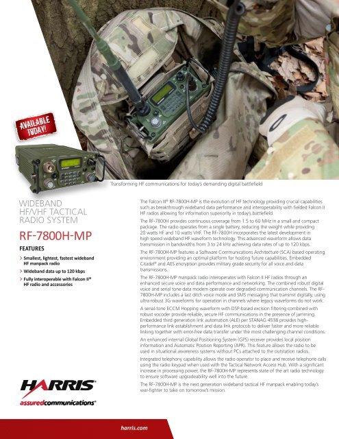 RF-7800H-MP