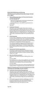 s-Sparkasse Versicherungsbestätigung für die MasterCard® Gold. - Seite 5