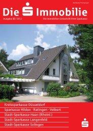 Ausgabe IV / 2012 (PDF, 5,5 MB) - Stadt-Sparkasse Solingen