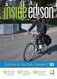 Solutions for Your Daily Commute 10 - Inside Edison