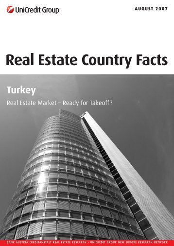 Real Estate Country Facts