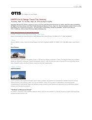 MARFA Trip Itinerary - Otis College of Art and Design