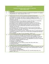Samlet kravliste til FSC- og PEFC-certificering - NEPCon