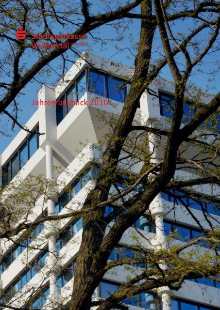Jahresrückblick 2010 - Stadtsparkasse Wuppertal