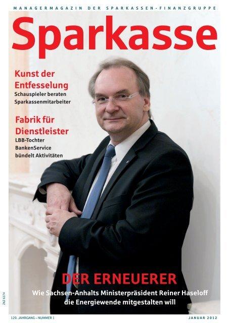 Fachkräfte – wirklich schon Raritäten? - Sparkassenzeitung