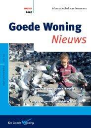 zomer 2007 - De Goede Woning