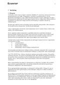 Reaksjonstid i vegtrafikken - Sintef - Page 7