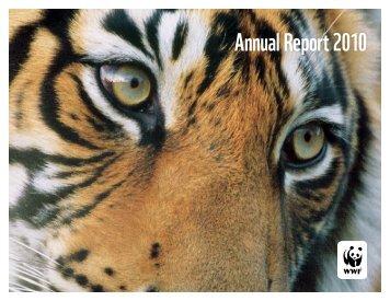 WWF Annual Report 2010 - World Wildlife Fund