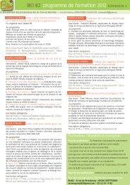 lundi 6 février : café « rencontre paysanne - CPIE Midi-Quercy