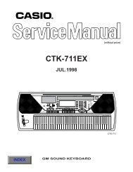 Casio CTK711EX service manual.pdf - warning will robinson