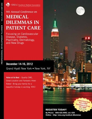 9th Annual Conference on MEDICAL DILEMMAS IN PATIENT CARE