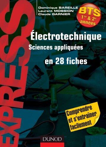 Électro technique - Dunod
