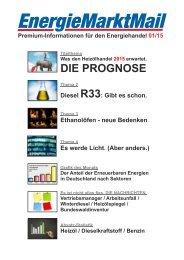 EnergieMarktMail 01.15