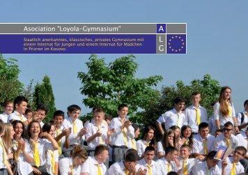 Asociation Loyola Gymnasium - Prizren
