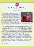 BJ Angus Genetics Breeding Guarantee - Angus Journal - Page 2