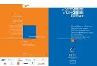 Entwicklung erfolgreicher Investitionsstrategien für ... - Picture-eu.org
