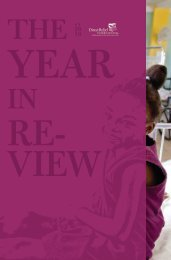 FY2010 Annual Report - Direct Relief