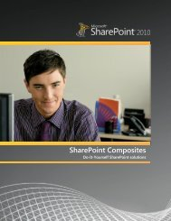 SharePoint Composites - Simple Sharepoint