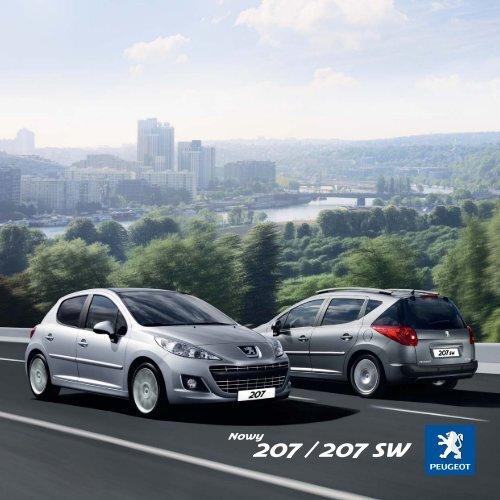 207 / 207 SW - Peugeot