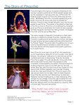 Pinocchio Study Guide - Pacific Northwest Ballet - Page 5