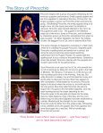 Pinocchio - Pacific Northwest Ballet - Page 4