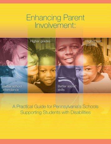 Enhancing Parent Involvement: - Direction Service