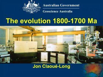 Strangways Event: 1740-1690 Ma - Geoscience Australia