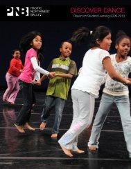 DISCOVER DANCE Student Demographics - Pacific Northwest Ballet