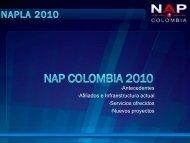 Comité de Administración NAP Colombia - LACNIC