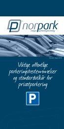 Regler for parkering pdf - Fredrikstad kommune