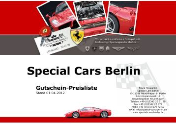Special Cars Berlin